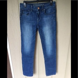 American Eagle Outfitters Size 4 Boot Cut Jeans
